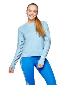 LIN LONG SLEEVE TOP, , hi-res