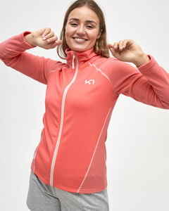 Kari Full Zip Fleece, , hi-res