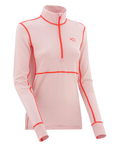 ULLA HALF ZIP TOP, , hi-res