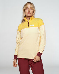 Siri Half-Zip Midlayer Jacket, , hi-res