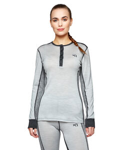 FLETTE LONG SLEEVE TOP, , hi-res