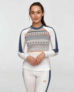 PERLE LONG SLEEVE, , hi-res