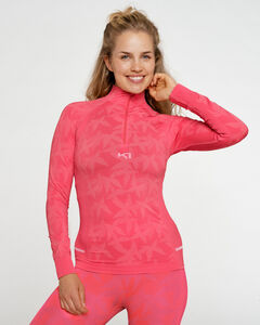 Butterfly Half Zip - Base Layer, , hi-res